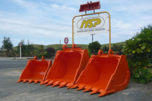 Northland Steel Products for Excavator Buckets